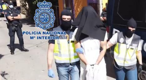 Golpe policial a los Dominican Don't Play, seis miembros has sido detenidos en Carabanchel por peleas con machetes