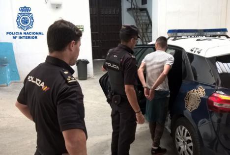 Detenido y a disposición judicial el presunto autor del homicidio de un hombre en la barriada jerezana de La Asunción