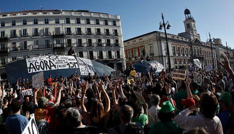 Irrumpe con fuerza en el escenario político, Socialistas Por el Cambio 15M