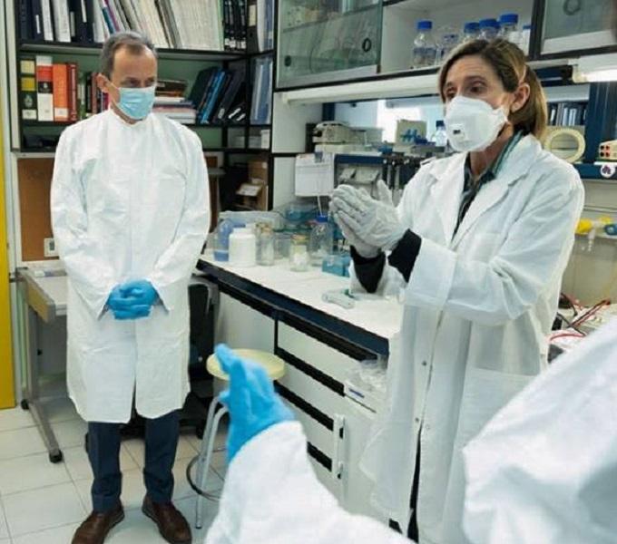 El Ministro de Ciencia Pedro Duque confía en que España encuentre la primera vacuna contra el coronavirus