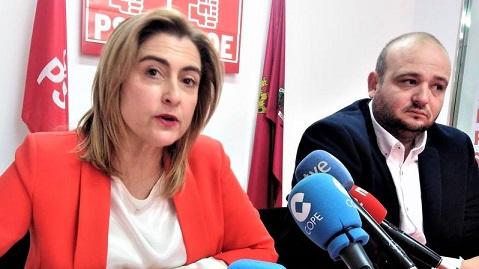 """CARMINA Fernández: """"El PP pretende con esta Ley obligar a que se haga una infraestructura para que unos pocos sigan contaminando y lo paguemos todos"""""""