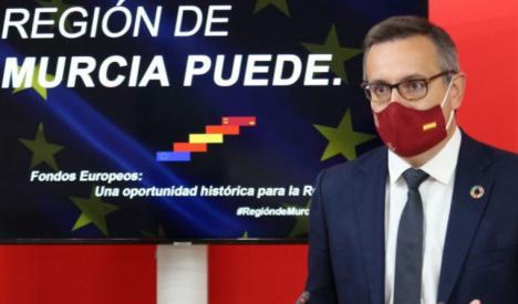 """Diego Conesa: """"La Comisión de investigación sobre el proceso de vacunación debe ser ágil, rápida y contundente para depurar responsabilidades políticas"""""""