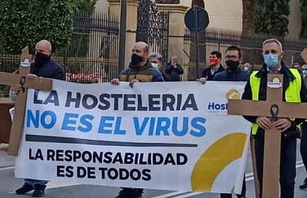 """""""En apoyo a la hostelería y el comercio', por Antonio Ibarra Lorente, Secretario General de Somos Región Lorca"""
