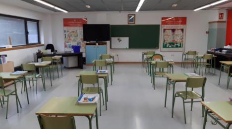 CSIF exige a la Junta el cierre temporal y revisable de los colegios almerienses que están en los municipios con mayor incidencia de Covid-19