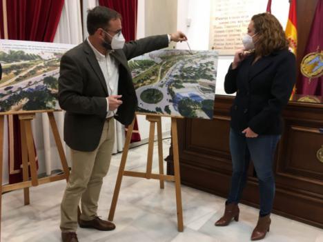 """Diego José Mateos: """"el estudio informativo definitivo del soterramiento del AVE en Lorca incrementa hasta los 3,5 kilómetros el proyecto inicial, aprobado por el gobierno anterior"""""""