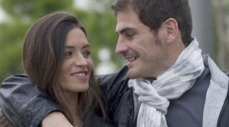 La periodista Sara Carbonero e Iker Casillas, que fuera portero de la Selección, del Real Madrid y del Oporto se separan