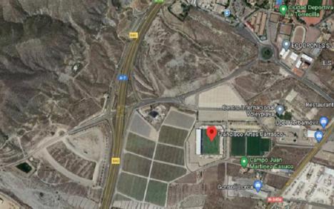 El Ayuntamiento de Lorca aprueba el Avance de un Plan Parcial de Suelo Urbanizable junto al Campo de Fútbol 'Artés Carrasco' en La Torrecilla de 119.053 m²