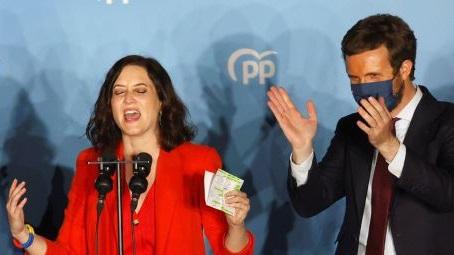 Pablo Iglesias deja la política tras conocer los resultados a la Asamblea de Madrid