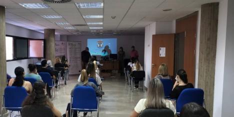 Águilas desarrolla una jornada informativa sobre el Plan de Adaptación al Cambio Climático del municipio