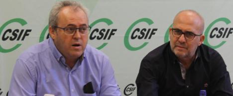 CSIF lanza una campaña para potenciar su presencia en la empresa privada, ámbito donde ya cuenta con más de un millar de delegados