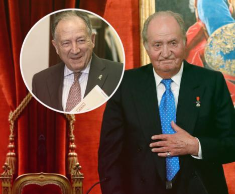 Mientras Podemos registra en el Congreso su comisión de investigación sobre el Rey Juan Carlos, Corinna anuncia que denunciará en Londres al Rey Juan Carlos y al ex director del CNI por amenazas