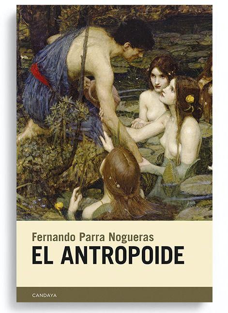 'Hylias y las ninfas', detalle del cuadro de John William Waterhouse.