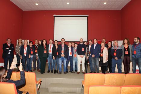 El PSOE reúne