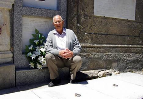 Adios a Camilo de Dios, el último guerrillero antifranquista de Galicia