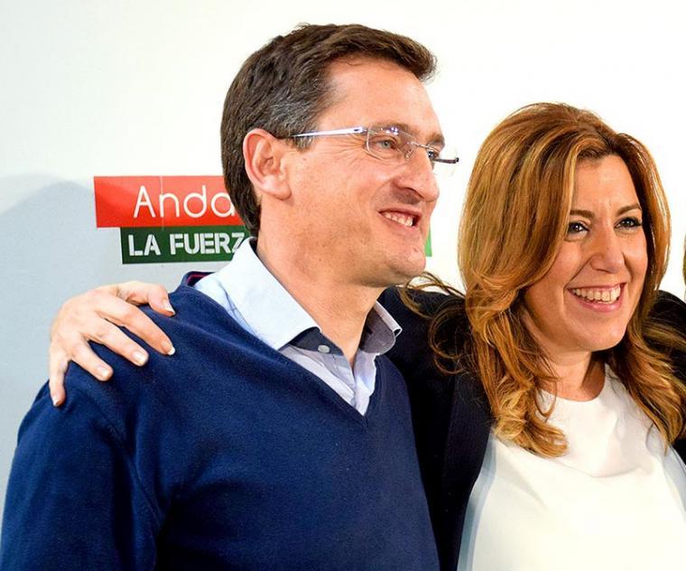 El Secretario General de los socialistas almerienses, José Luis Sánchez Teruel investigado por el fraude en el 'caso Marismas'
