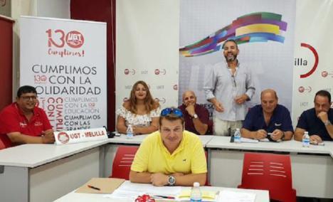 """""""La actitud errática y de cambios unilaterales de IVESUR imposibilita el acuerdo del Convenio para la ITV de Melilla"""", dice Abderramán El Fahsi El Mokhtar, Secretario General de UGT-FICA"""