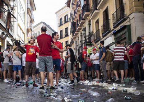Mientras la OMS dice que la situación en Europa respecto a la pandemia es ahora más preocupante, Díaz Ayuso sigue poniendo a Madrid en peligro por el llamado