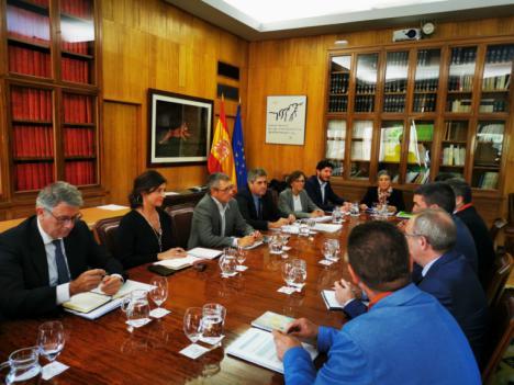 El MITECO presenta una hoja de ruta con medidas urgentes y estructurales para lograr la recuperación integral del Mar Menor