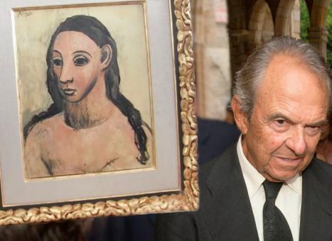 Jaime Botín al banquillo por contrabando de una obra de Pablo Picasso