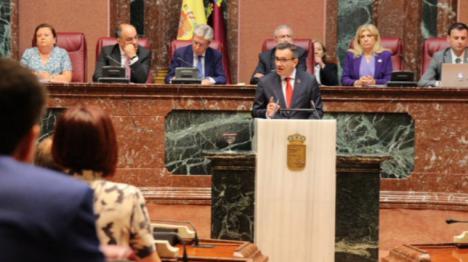 """Diego Conesa: """"Reiteramos nuestro ofrecimiento para sacar los presupuestos y evitar que la Región claudique ante las políticas de la extrema derecha"""""""