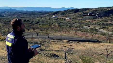 Aparece en la comarca almeriense de los Vélez el cuerpo sin vida de un vecino desaparecido en Lorca