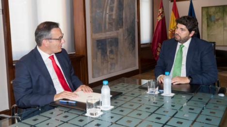 """El PSOE de Murcia llevará al Tribunal Constitucional los decretazos de """"desprotección"""" ambiental de López Miras"""