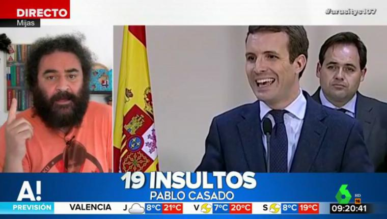 LAS FRASES DE PABLO CASADO NO TIENEN DESPERDICIO