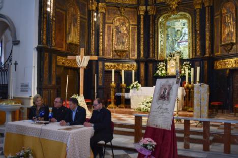 El Alcalde anima a todos los lorquinos a participar en los actos del mes de Mayo organizados para honrar a la Virgen de las Huertas, patrona de la ciudad