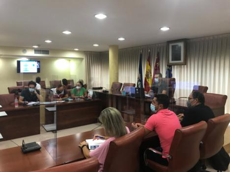 Presentación del PMUS ante la corporación municipal