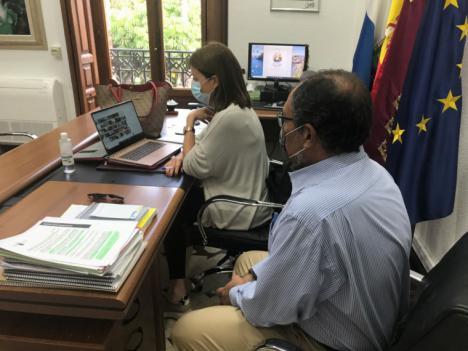 La alcaldesa de Águias solicita al Gobierno Regional un plan de Ayuda al Sector Hostelero con carácter inminente