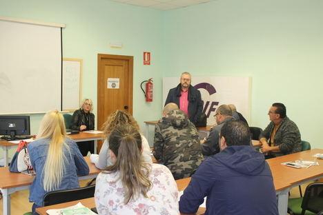 CSIF Almería traslada al PSOE sus demandas y preocupaciones del sector del manipulado
