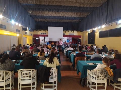Cerca de un centenar de docentes participan en el Opoevento de Secundaria y FP organizado por CSIF