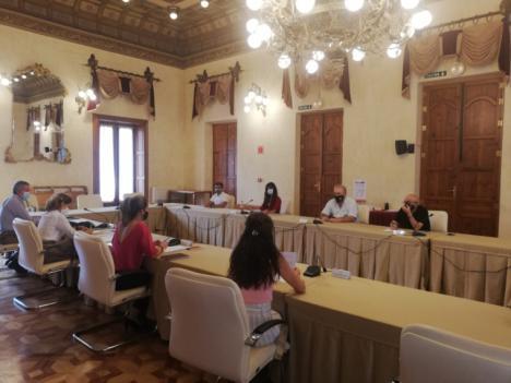 CSIF se reúne con la delegada del Gobierno de la Junta para poner de manifiesto las demandas del sector del manipulado