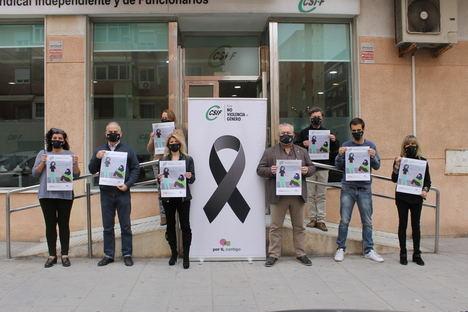 CSIF pone en marcha el Buzón UVE25 para dar voz a las víctimas de violencia de género, en el marco de la pandemia de la COVID19