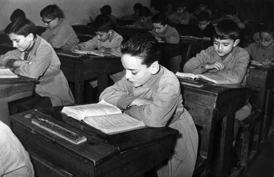 """""""La escuela durante la dictadura franquista"""", por Pedro Cuesta Escudero, autor de """"La Comisión depuradora. Represión en la escuela"""""""