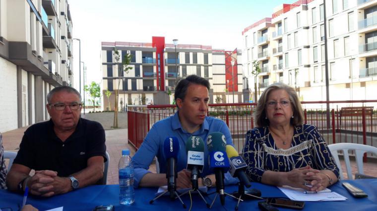 Lorca cumple VIII años desde el terremoto exigiendo al Gobierno central que respete la bonificación del 50% IBI a los damnificados