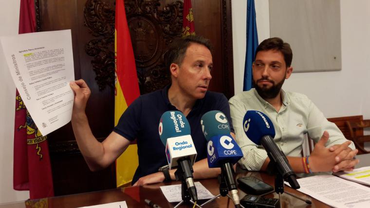El PP exigirá en el próximo pleno del Ayuntamiento que se apruebe ya un Decreto Ley que garantice la bonificación del 50% del IBI a los damnificados por el terremoto