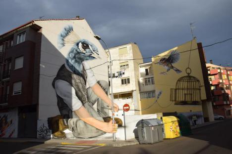 La IX Edición del Festival Internacional de Arte Urbano ART AERO RAP se celebrará en La Bañeza (León) desde este jueves