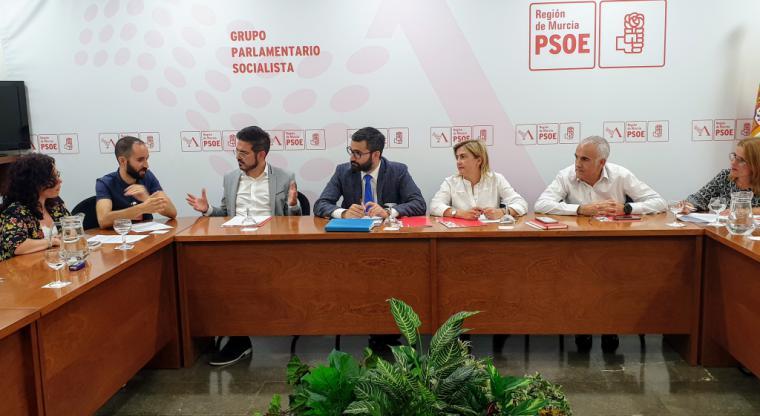 El PSRM exige a Isabel Franco que defienda los derechos y libertades del colectivo LGTBI, en vez de impulsar normas que le perjudican