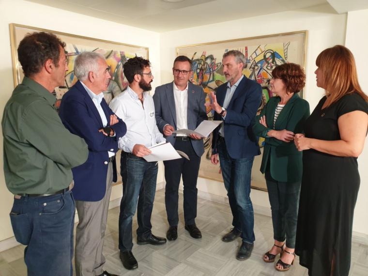 """Diego Conesa: """"No tenemos dos planetas y es urgente trabajar por uno mejor, y por un país y una Región de Murcia sostenibles"""""""