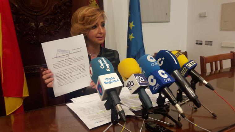 El PP de Lorca reclama al actual Gobierno local que 'aclare' dónde está el dinero de la subvención municipal recibido por el Grupo del partido Ciudadanos
