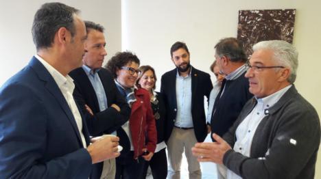 Fulgencio Gil propone la elaboración de un Plan Municipal de Intervención que proteja a las familias lorquinas de los daños de la desaceleración económica