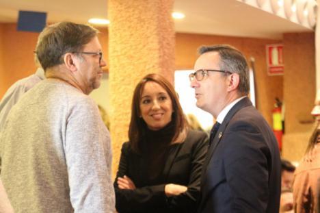 """Diego Conesa: """"Debemos tejer un eje transversal de todas las políticas en alianza con el tercer sector para luchar contra la pobreza"""""""