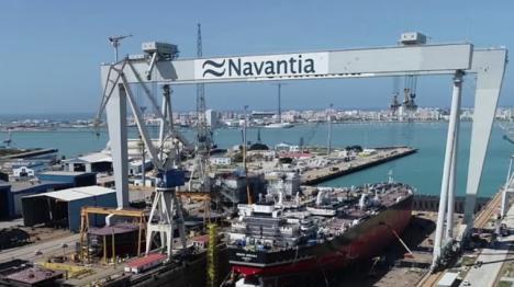 """NAVANTIA lanza su nueva imagen y web """"NAVANTIA YACHTS"""""""