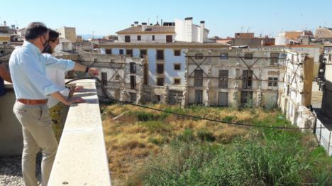 El PP denuncia que la cancelación de las obras del Palacio de Justicia responde a una decisión