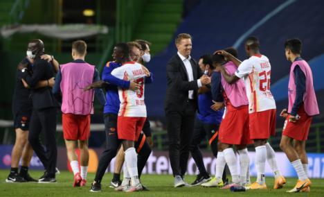 El Leipzig se impone al Atlético con un gol en el minuto 88