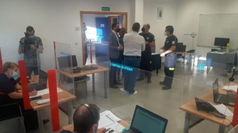 Fulgencio Gil propone dotar a Protección Civil y Policía Local de cámaras térmicas portátiles e instalar sistemas de control termográfico en edificios municipales