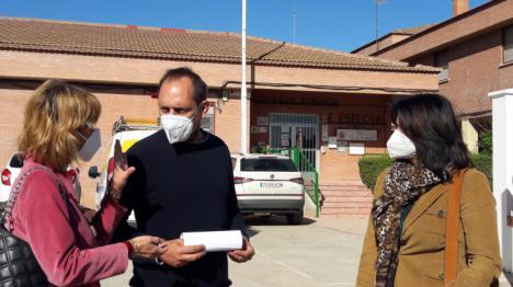 La nueva ley de educación promovida por el PSOE suprime la educación especial, abandona a sus alumnos y conllevará el cierre del colegio Pilar Soubrier