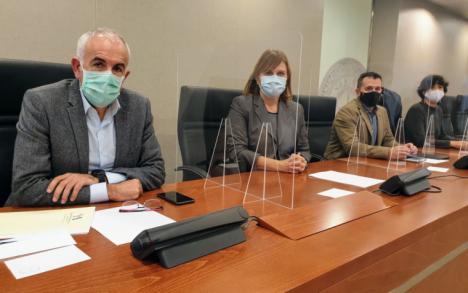 El PSOE está convencido de que la Ley de recuperación y protección del Mar Menor es plenamente constitucional