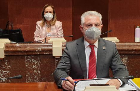 """Peñalver: """"López Miras ni siquiera es capaz de aprovechar la financiación extra del Gobierno de España para reforzar la sanidad en la Región"""""""